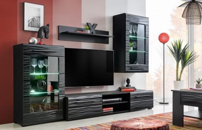 Półki mogą tworzyć atrakcyjny pokój