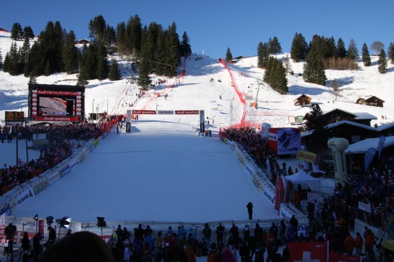Puchar Świata w narciarstwie Adelboden FIS